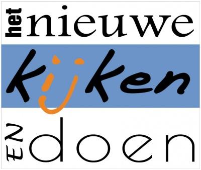 Logo design Het nieuwe kijken EN doen